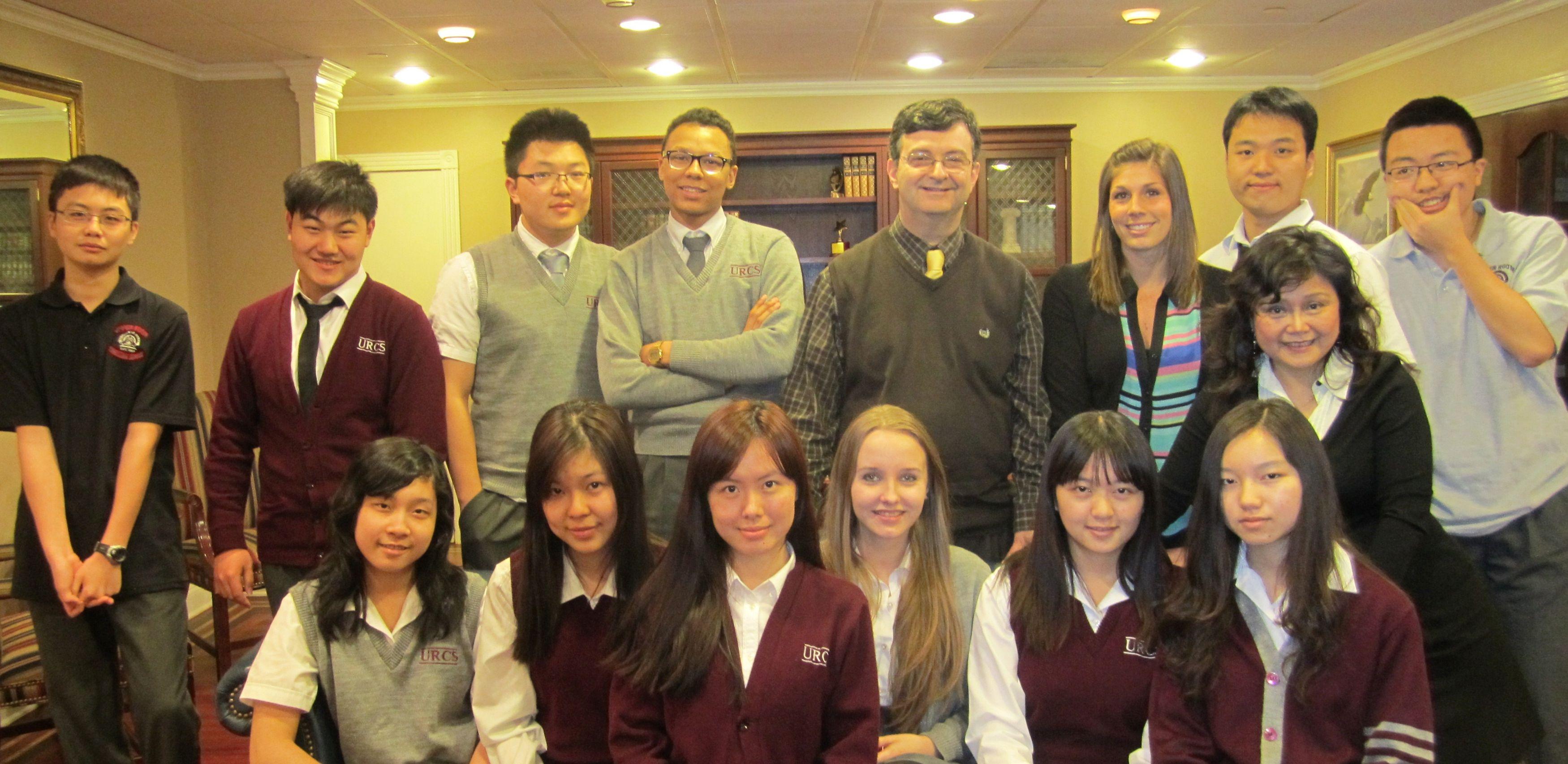 China - Upper Room Christian School